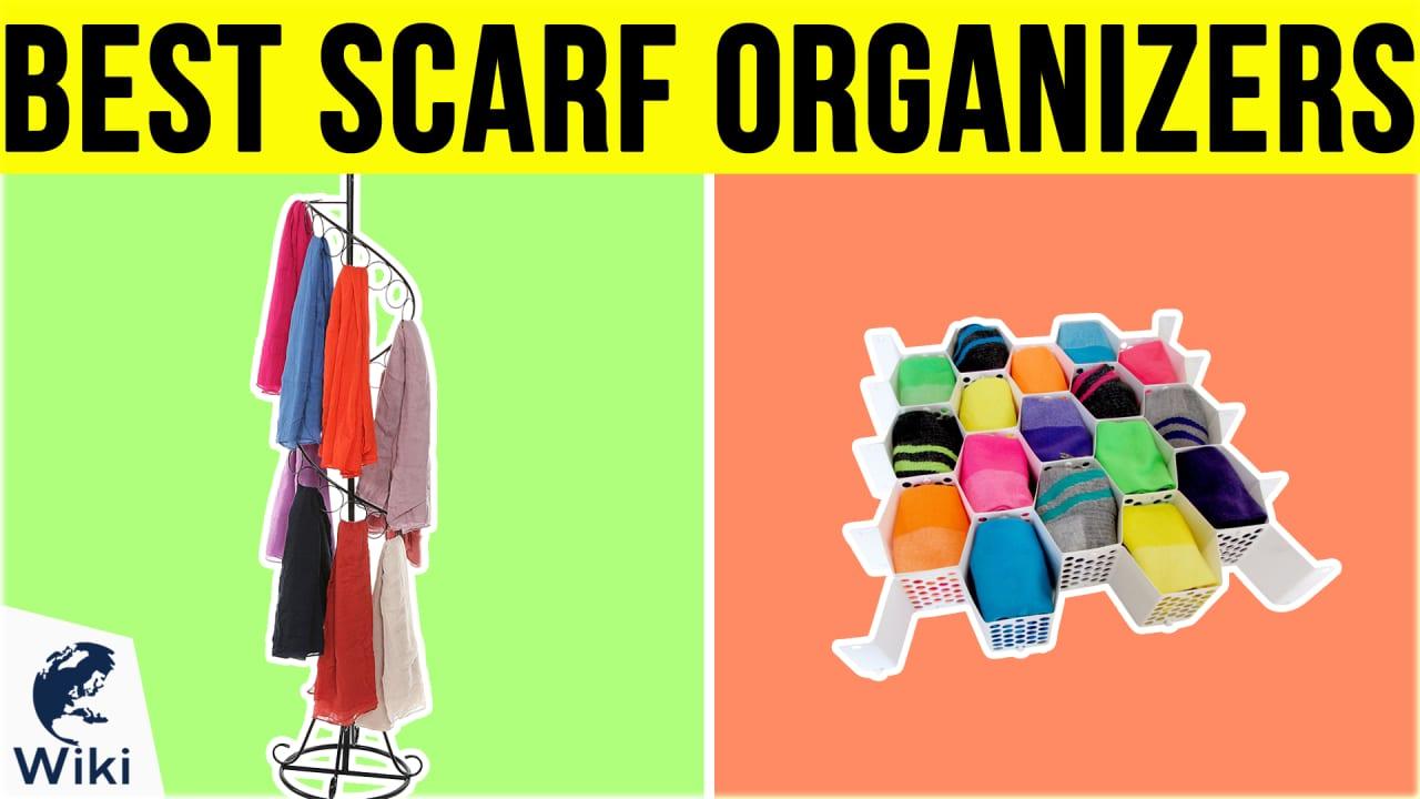 10 Best Scarf Organizers