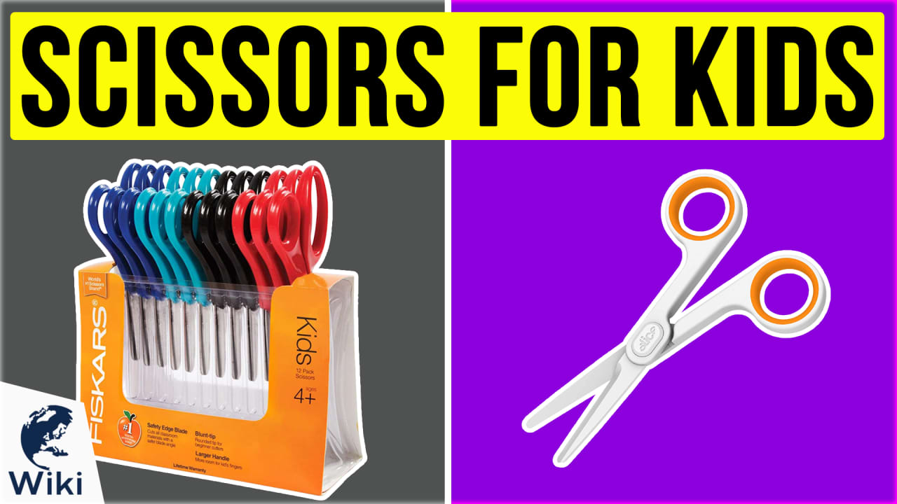 10 Best Scissors For Kids