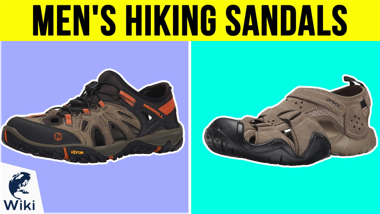 10 Best Men's Hiking Sandals