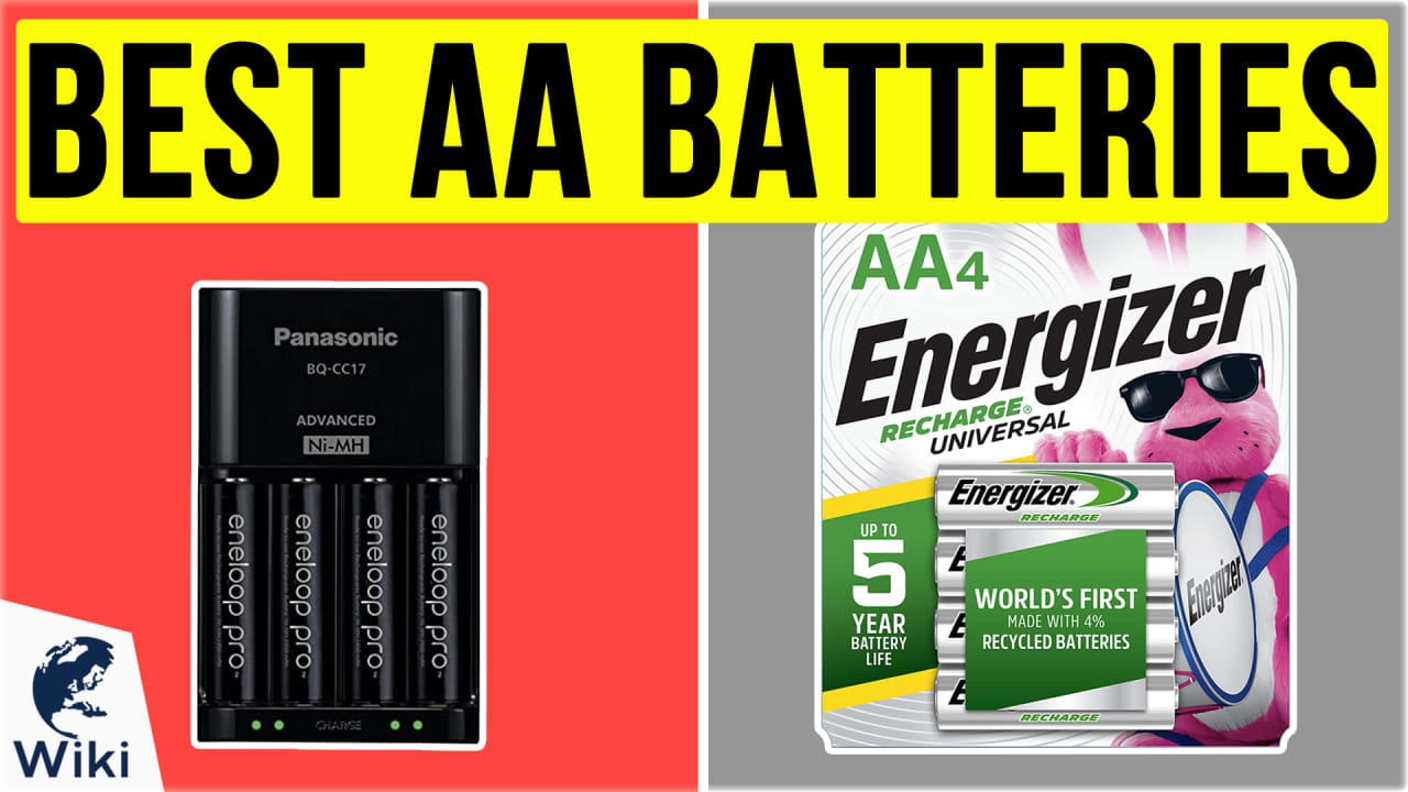 10 Best AA Batteries