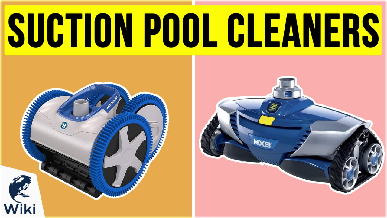 10 Best Suction Pool Cleaners