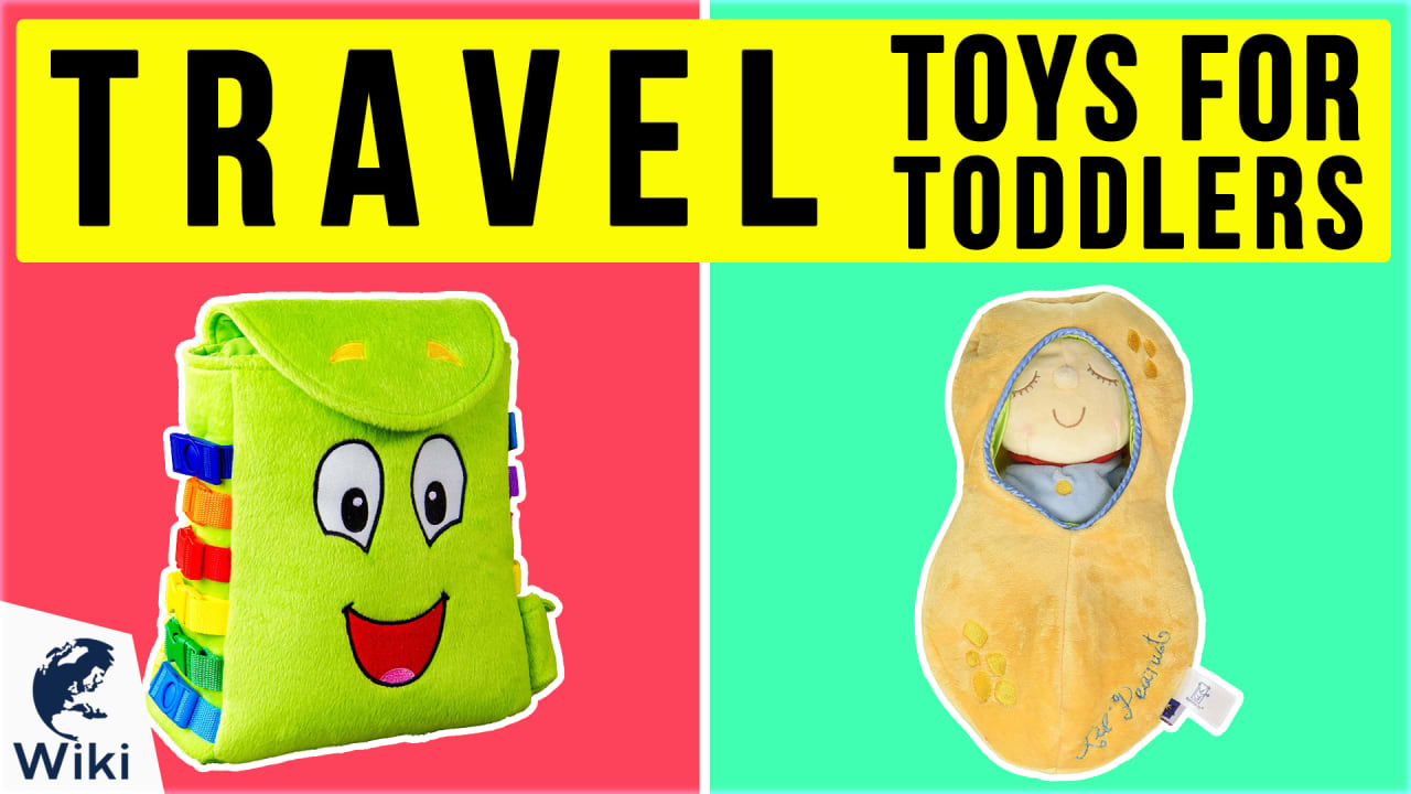 10 Best Travel Toys For Toddlers