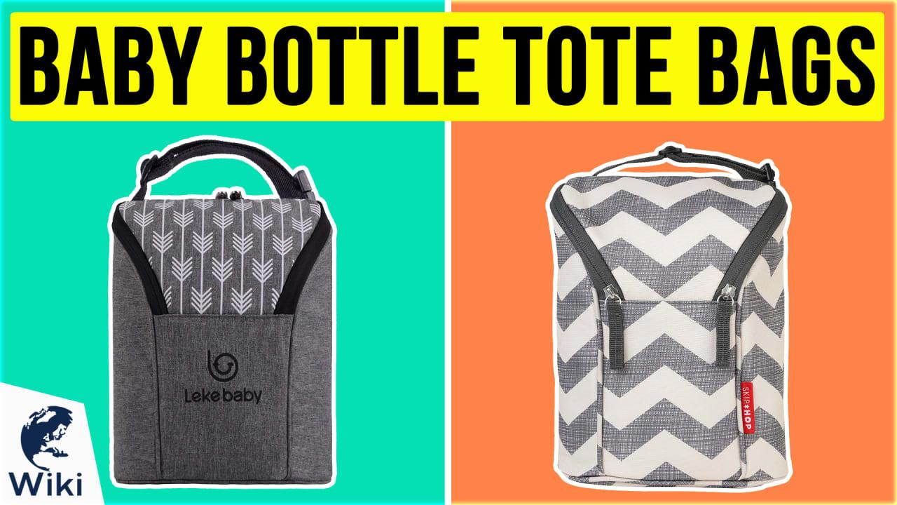 10 Best Baby Bottle Tote Bags