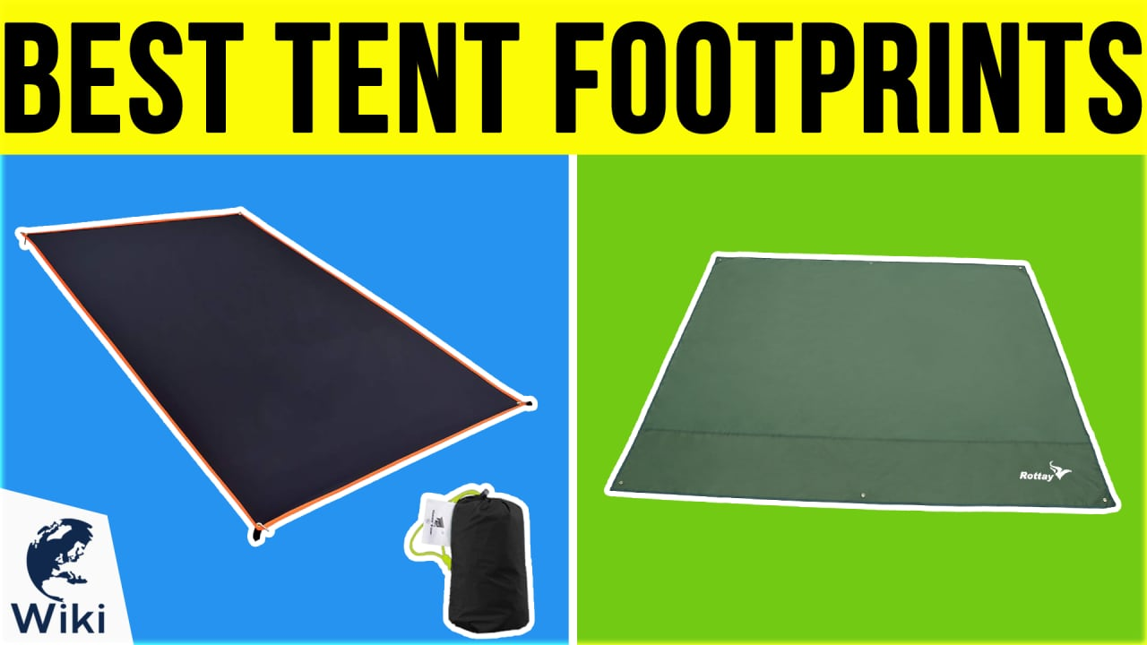 10 Best Tent Footprints