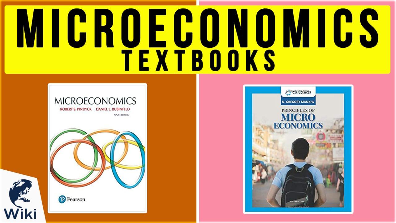 10 Best Microeconomics Textbooks