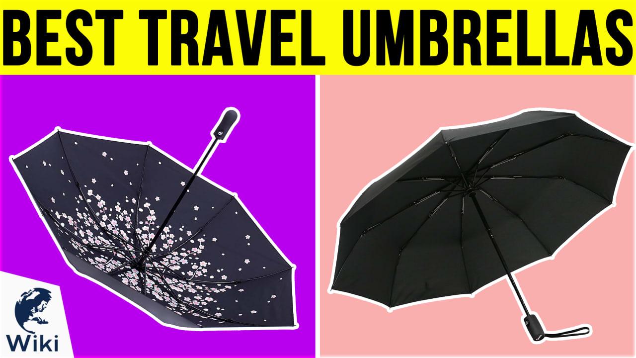10 Best Travel Umbrellas
