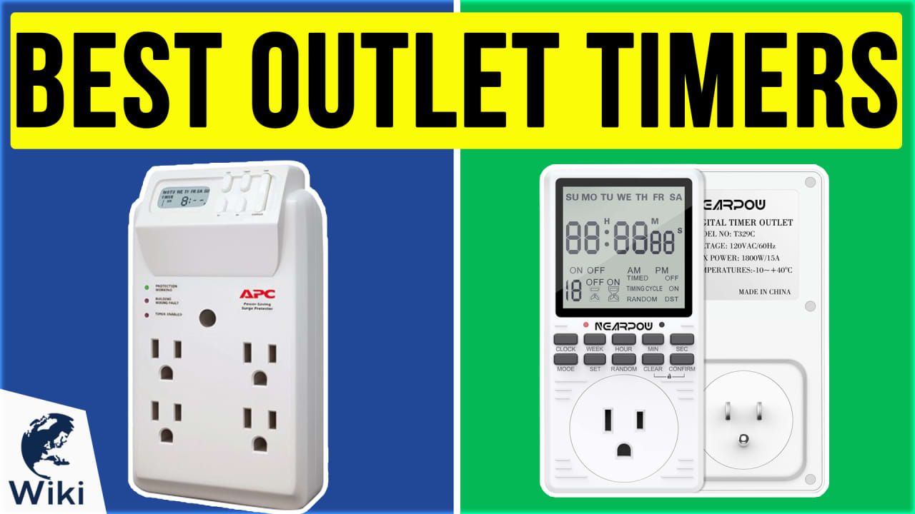 10 Best Outlet Timers