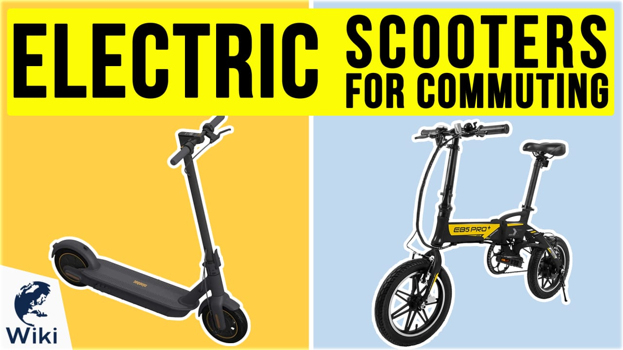10 Best Electric Scooters For Commuting
