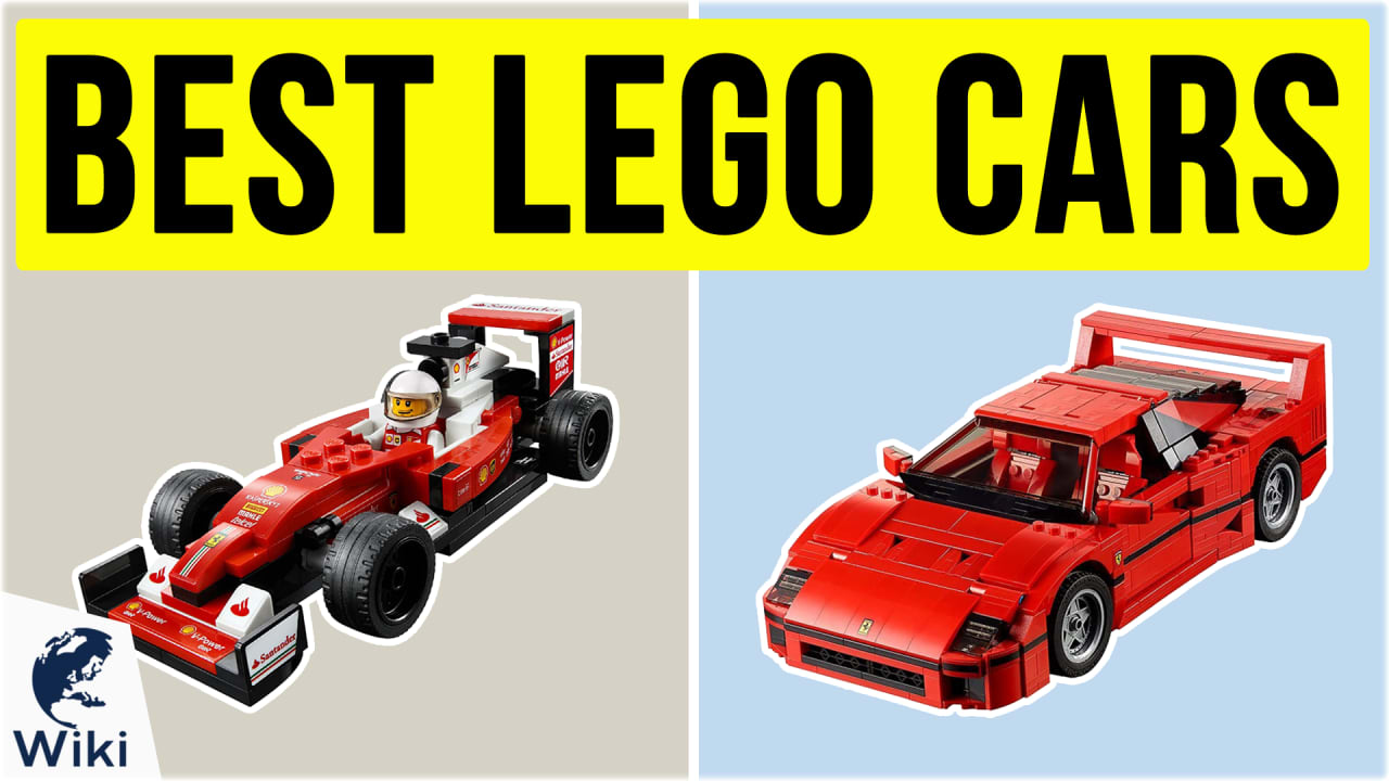 10 Best Lego Cars