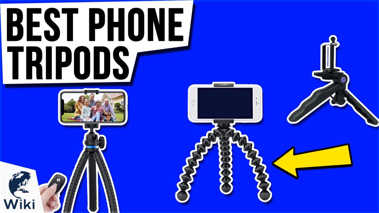 10 Best Phone Tripods