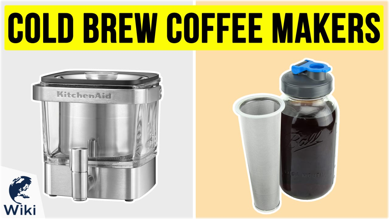 10 Best Cold Brew Coffee Makers