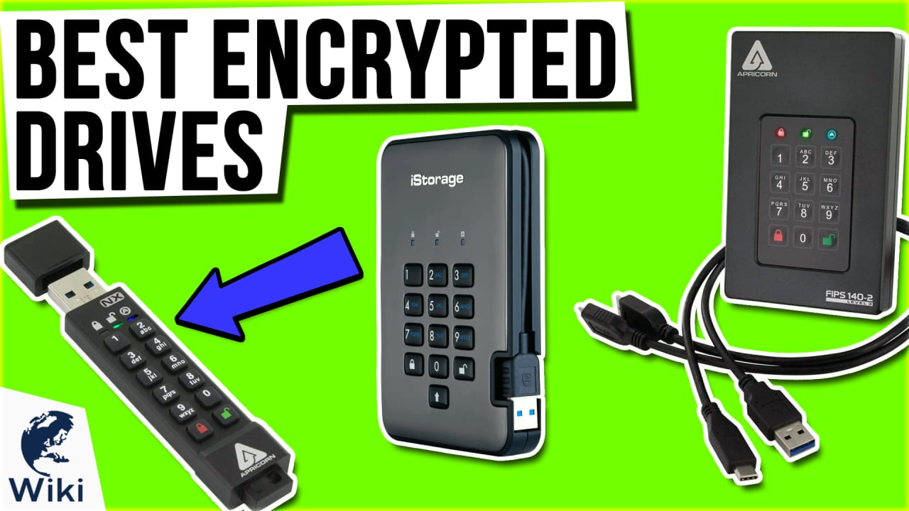 10 Best Encrypted Drives