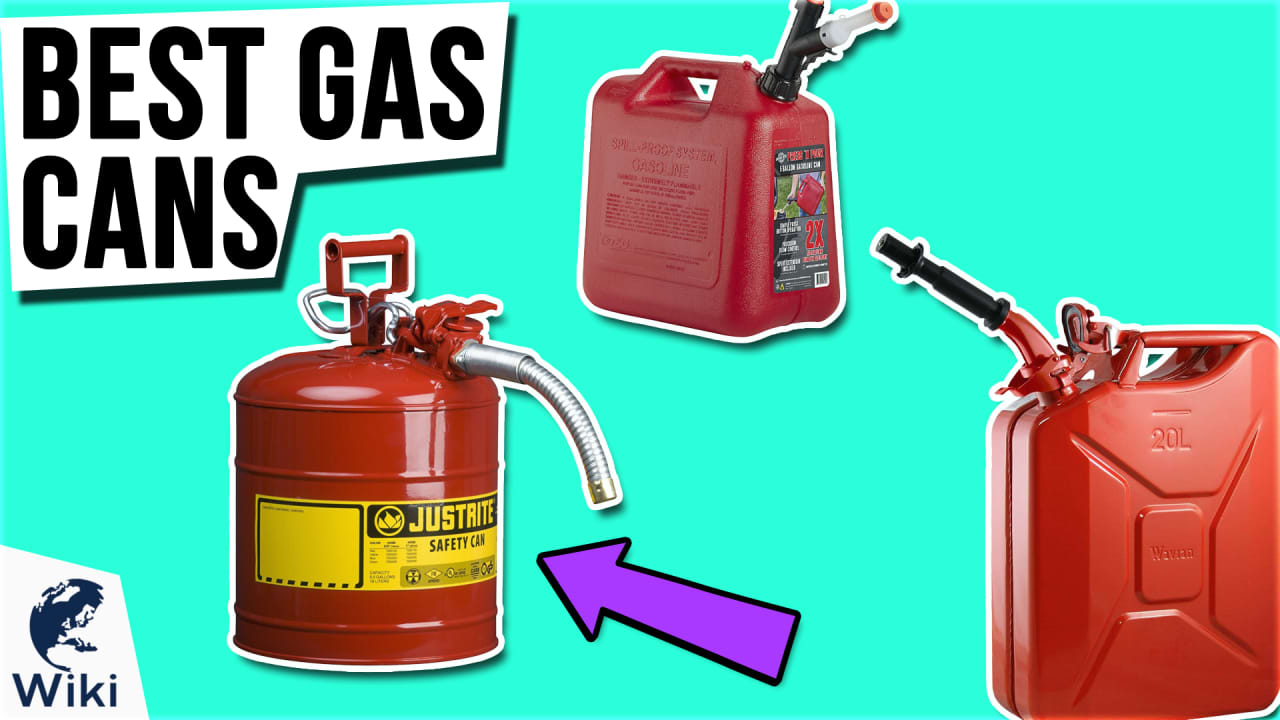 10 Best Gas Cans