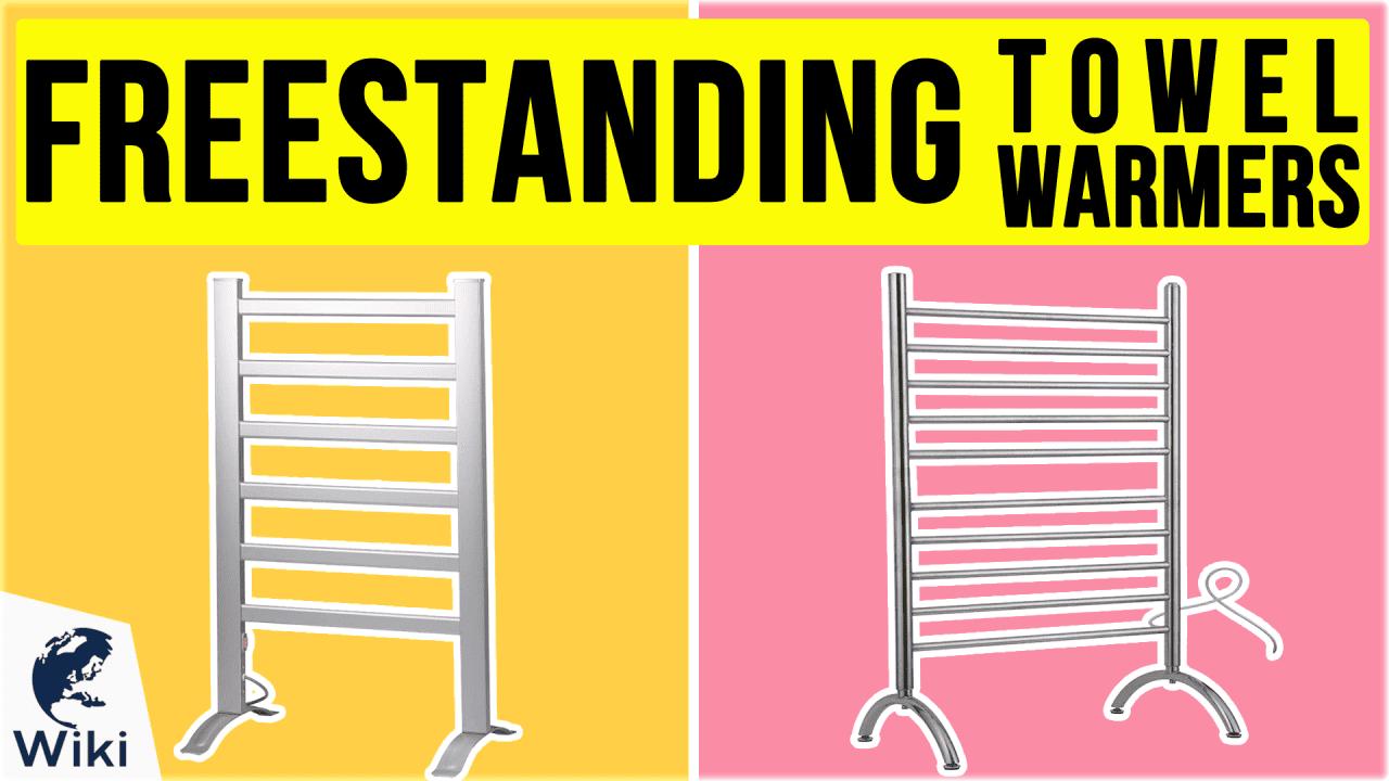 10 Best Freestanding Towel Warmers