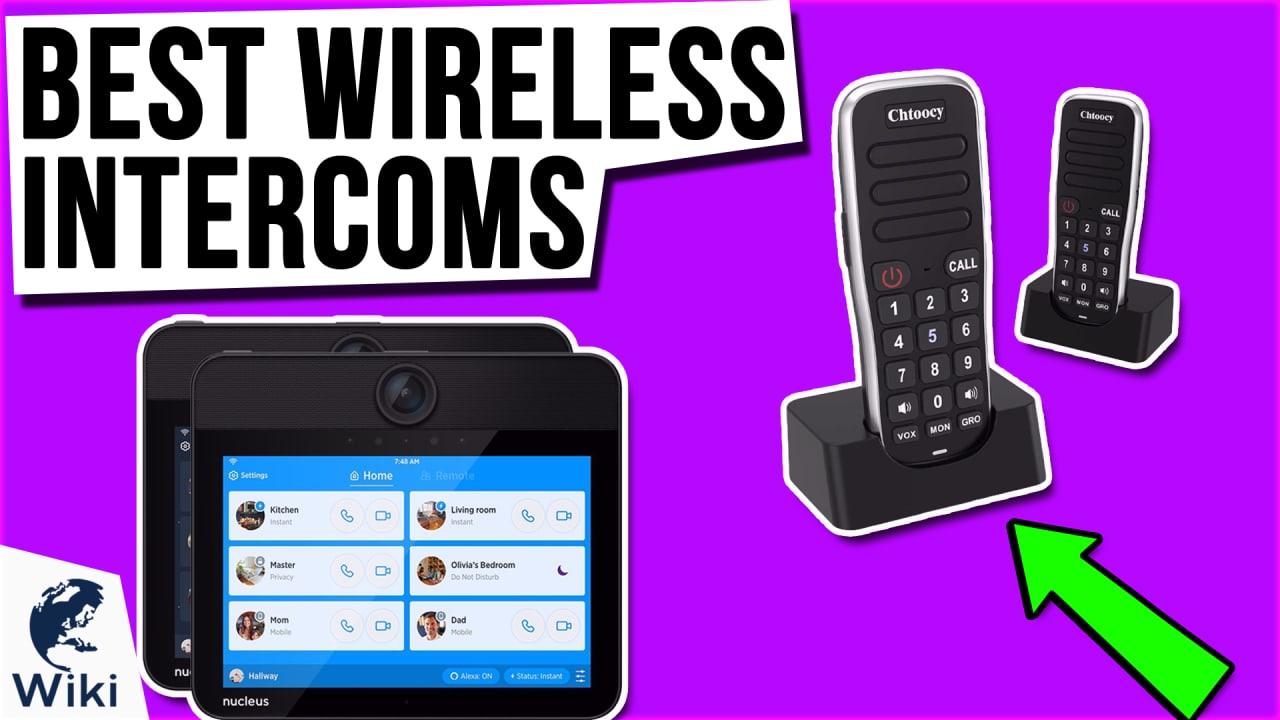 10 Best Wireless Intercoms