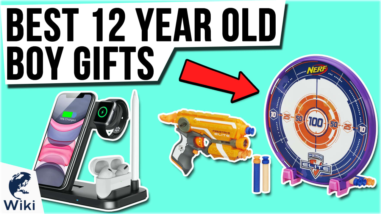 10 Best 12 Year Old Boy Gifts