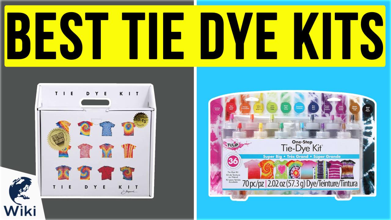 10 Best Tie Dye Kits