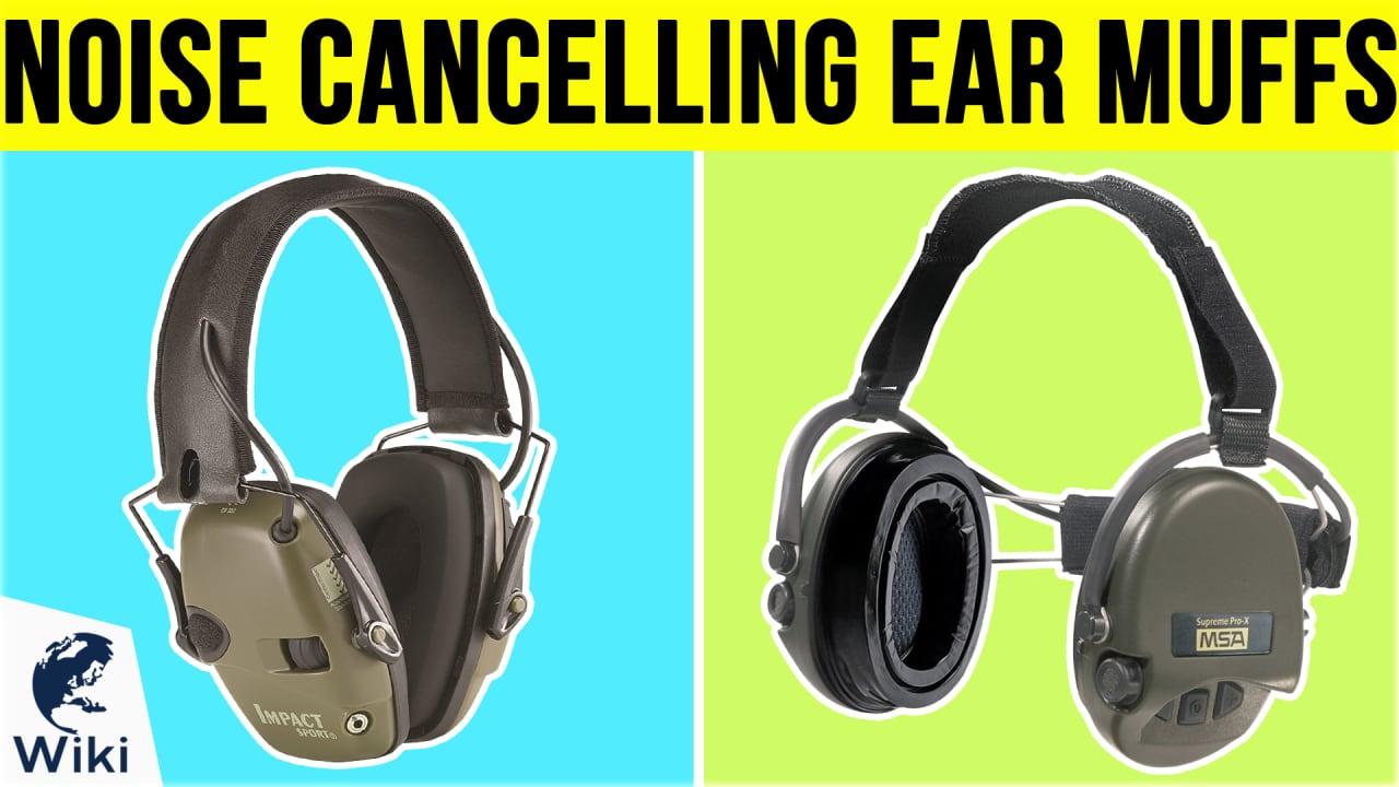 8 Best Noise Cancelling Ear Muffs