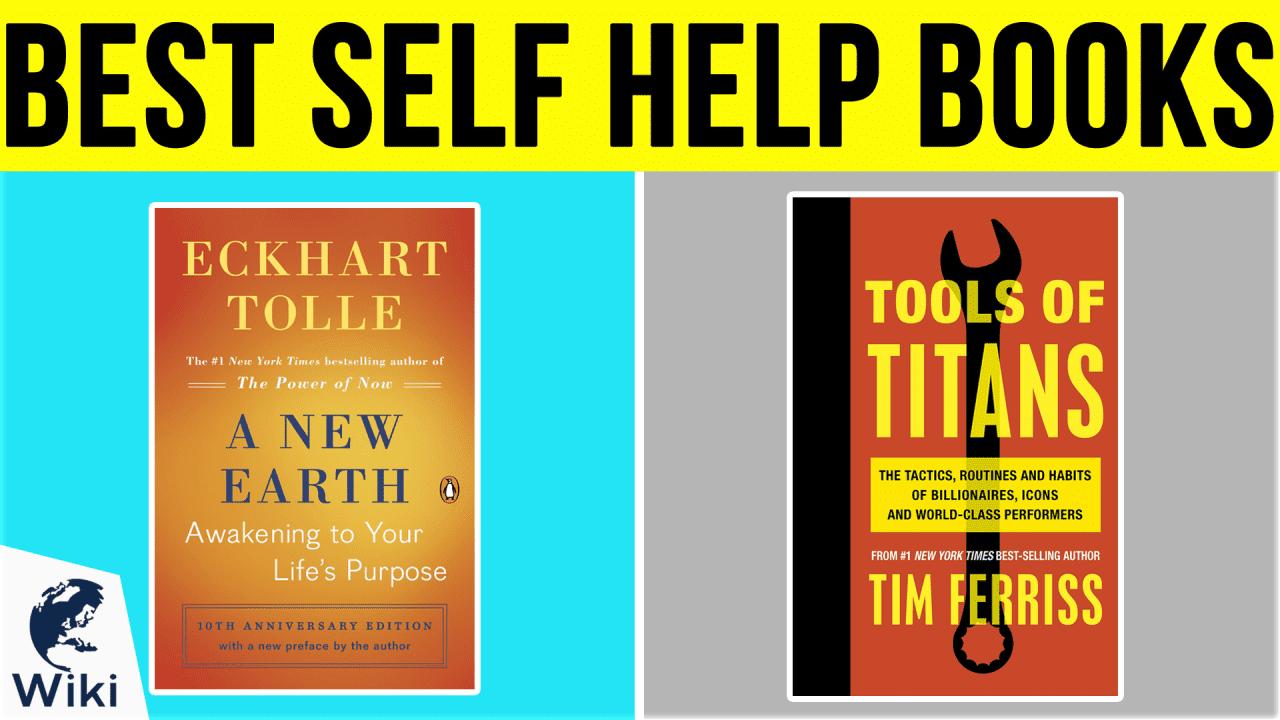10 Best Self Help Books