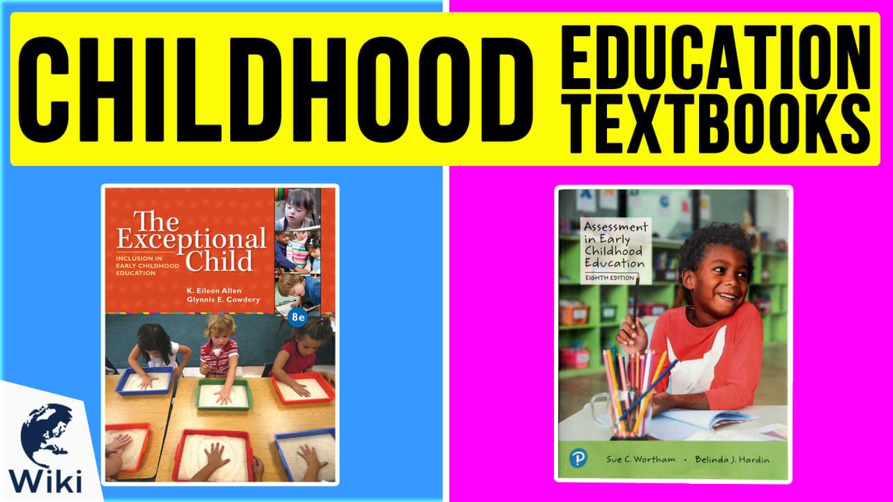 10 Best Childhood Education Textbooks