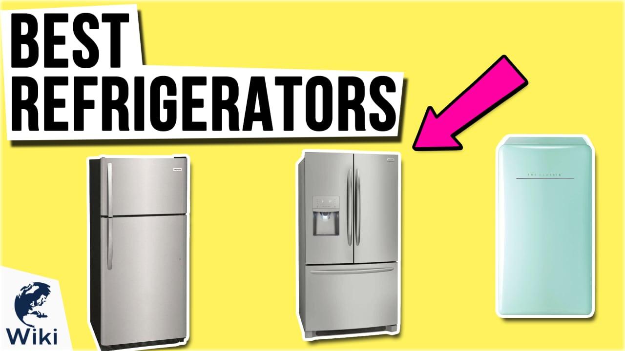 7 Best Refrigerators
