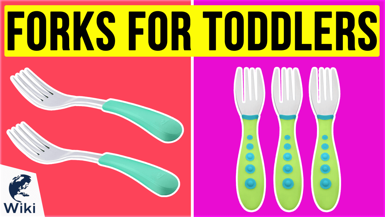10 Best Forks For Toddlers