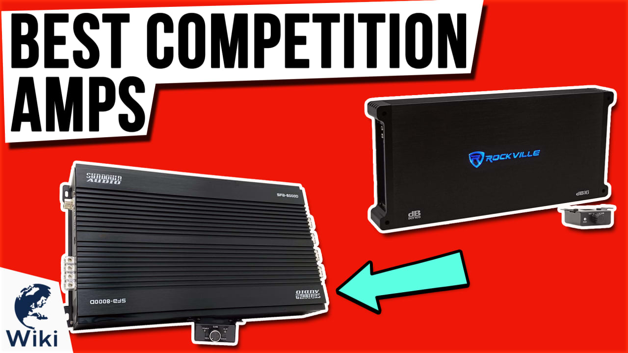 10 Best Competition Amps