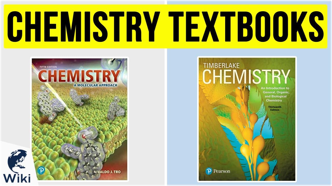 10 Best Chemistry Textbooks