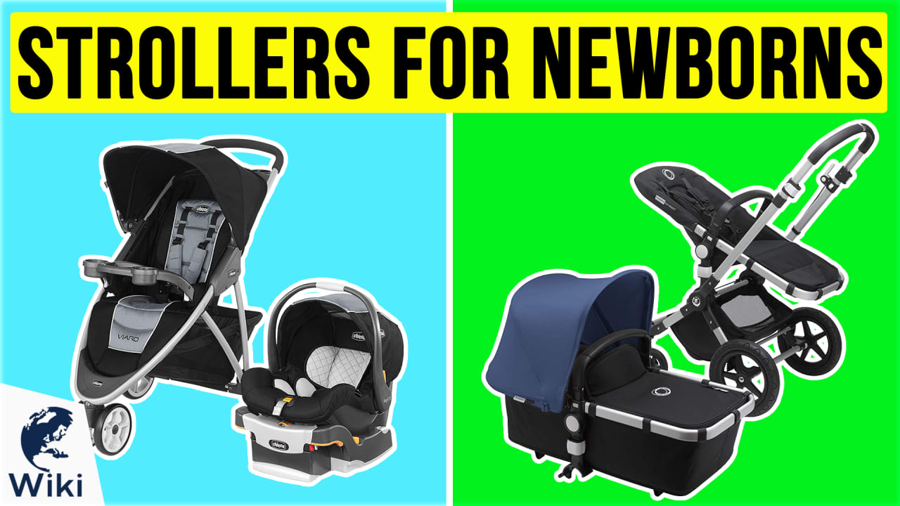 10 Best Strollers For Newborns