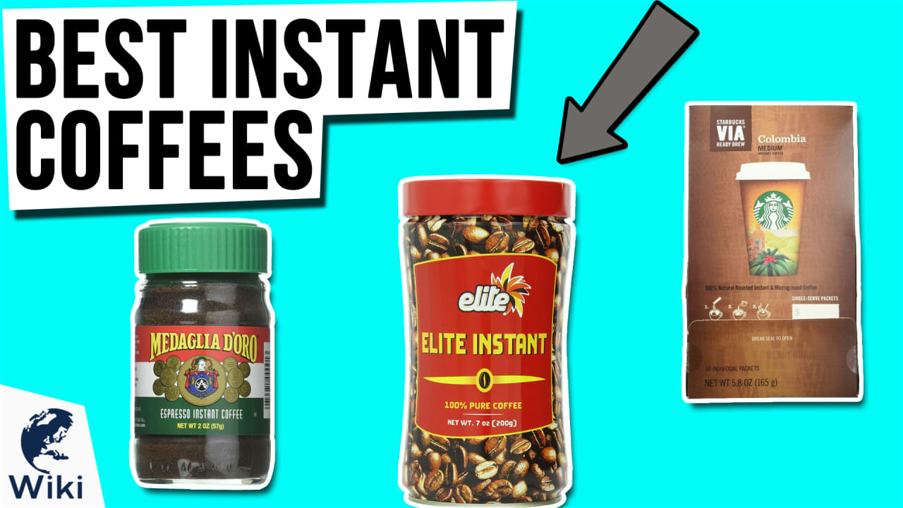 10 Best Instant Coffees