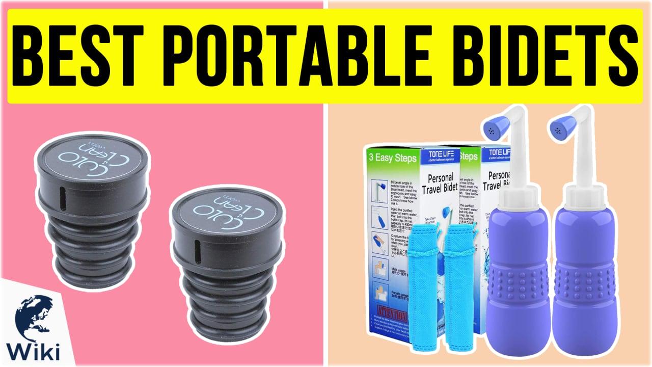 10 Best Portable Bidets