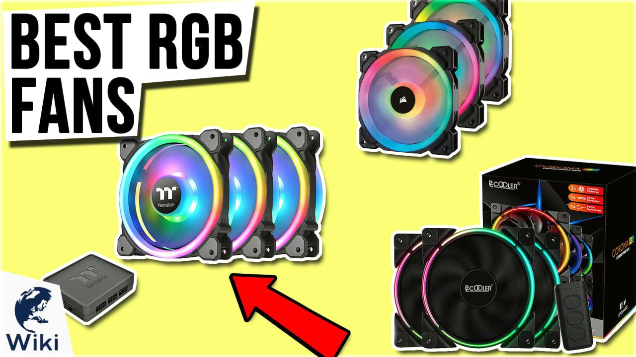 8 Best RGB Fans