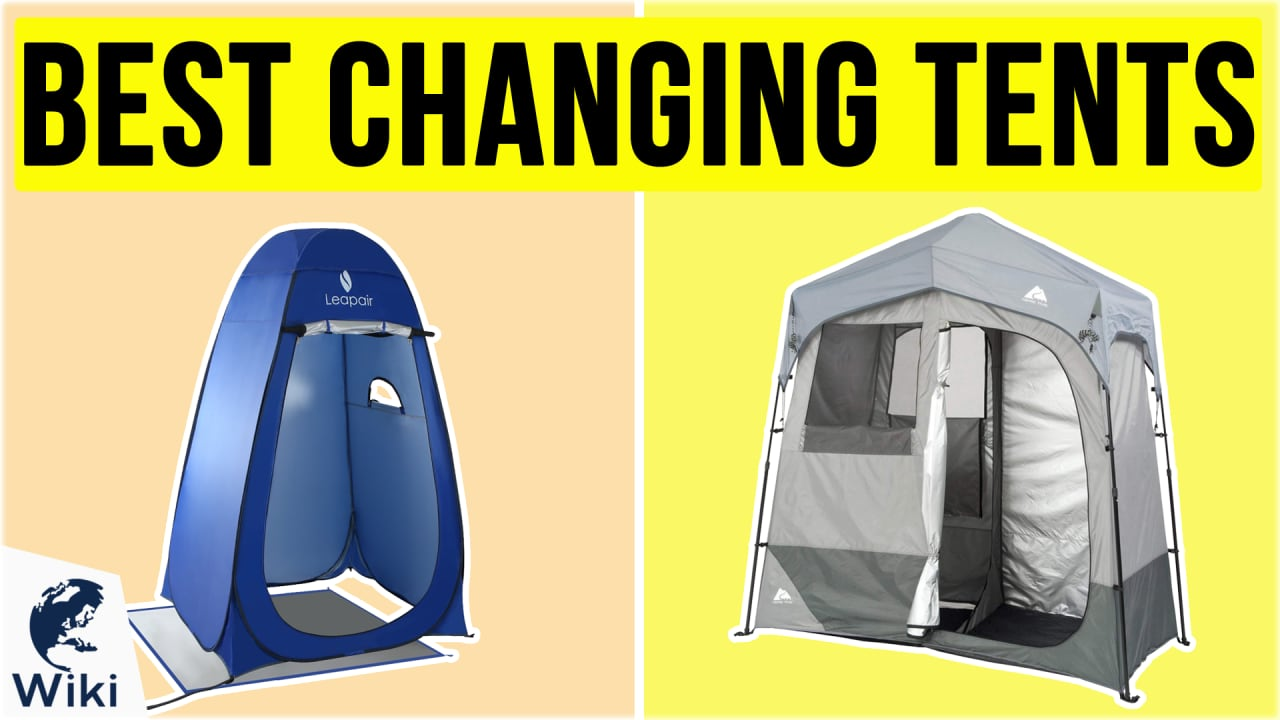9 Best Changing Tents