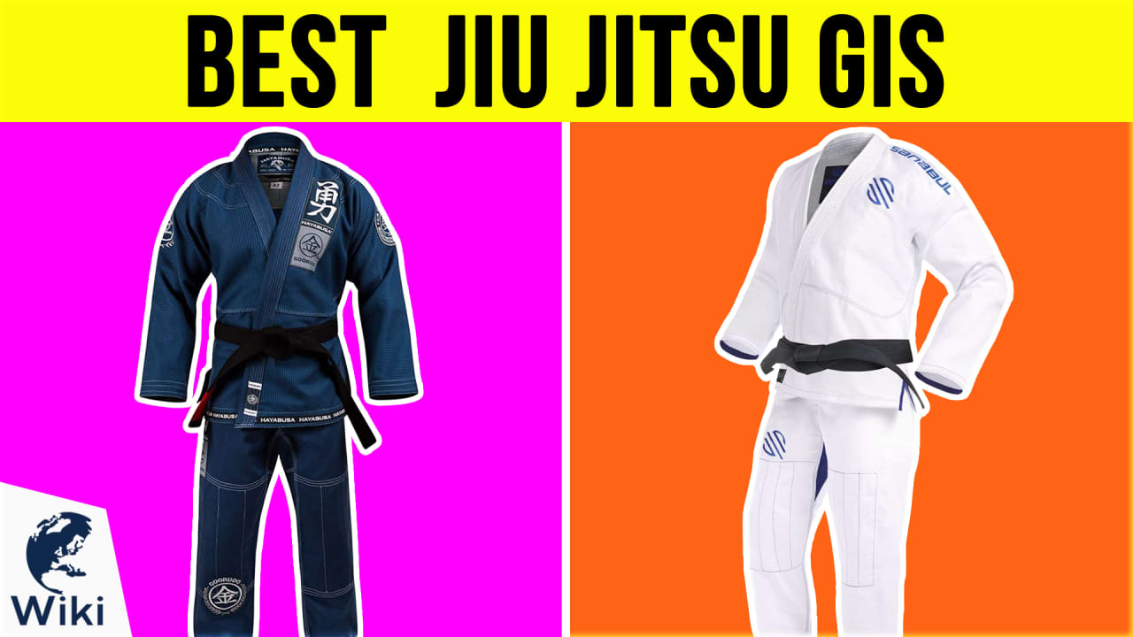 10 Best Jiu Jitsu Gis
