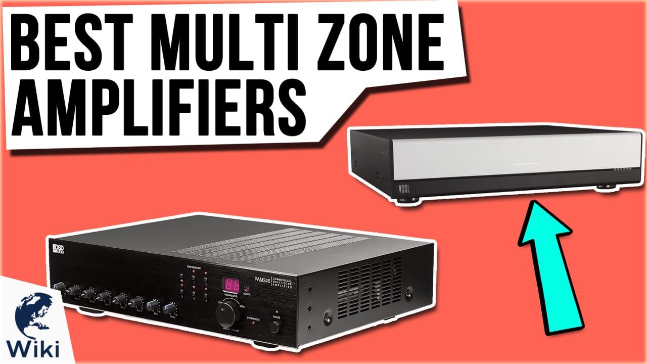 10 Best Multi Zone Amplifiers