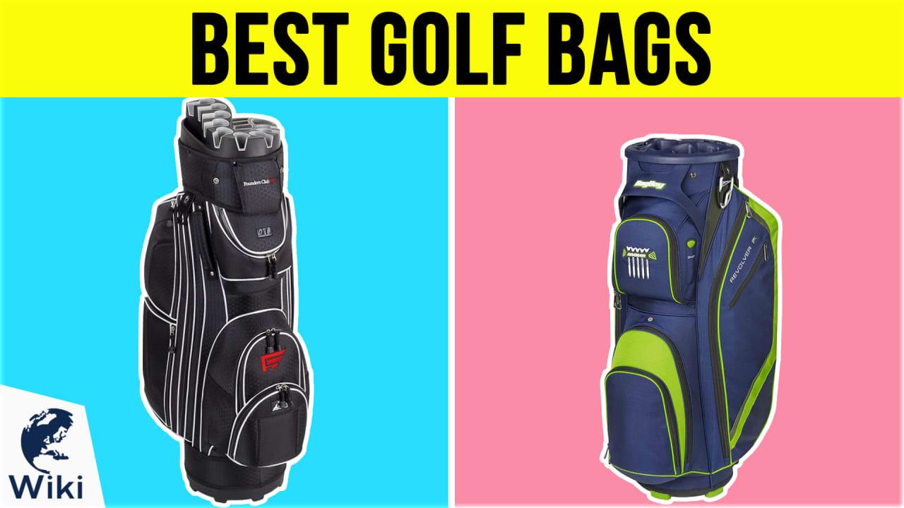 10 Best Golf Bags