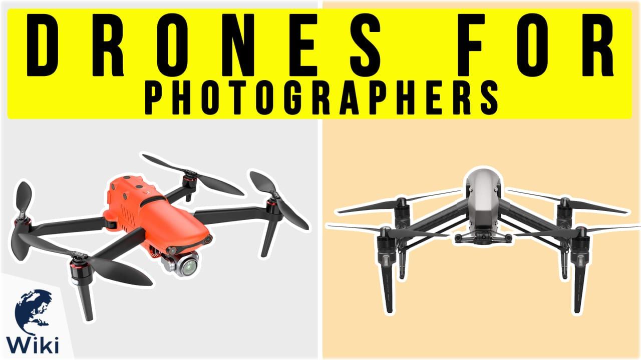 10 Best Drones For Photographers