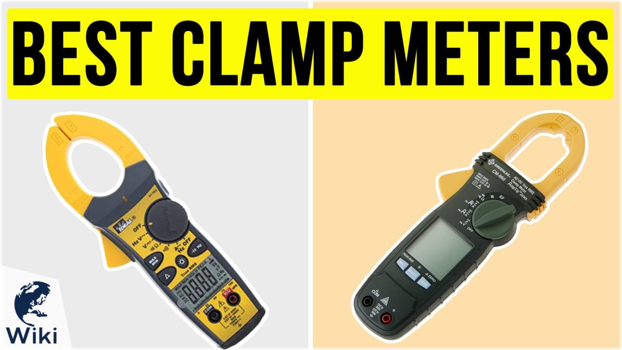 10 Best Clamp Meters