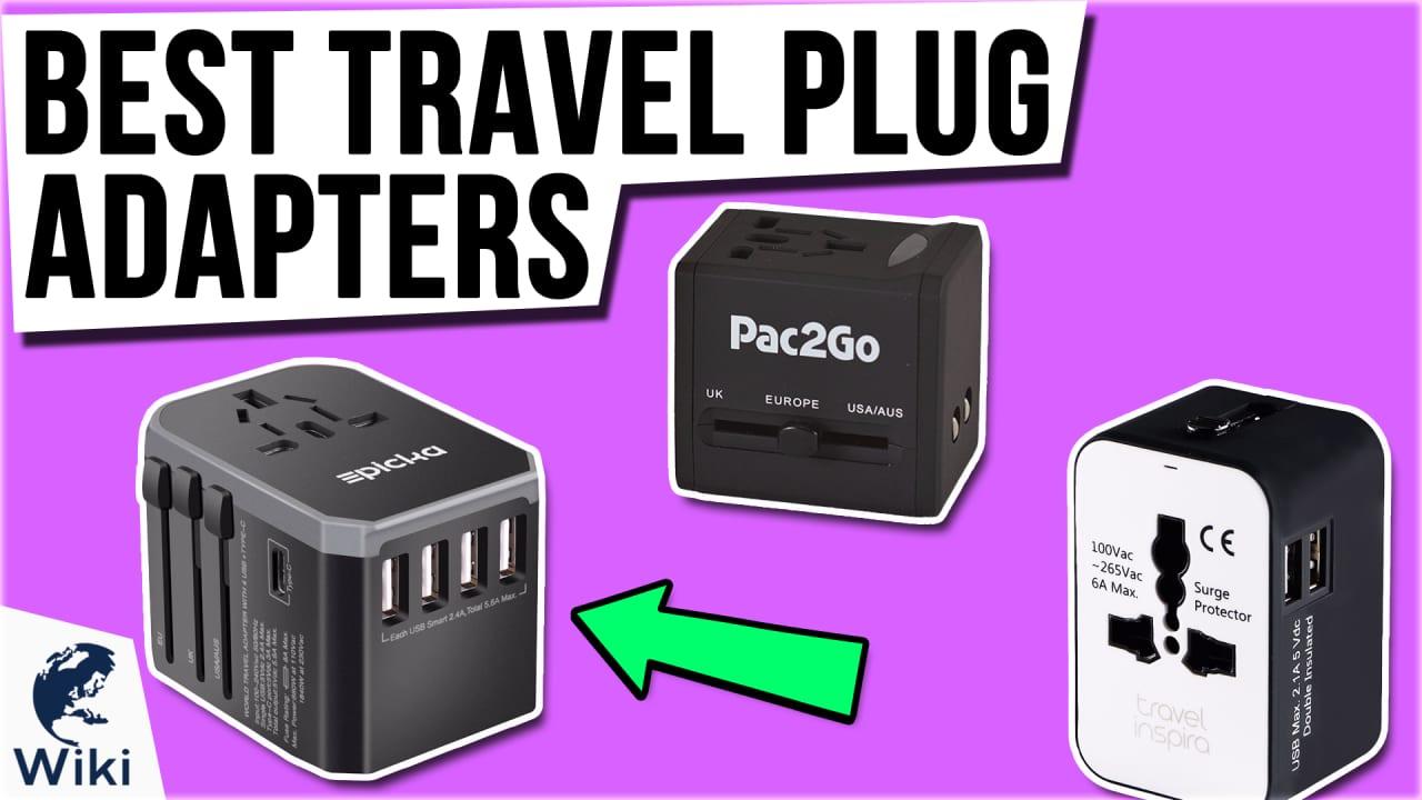 10 Best Travel Plug Adapters