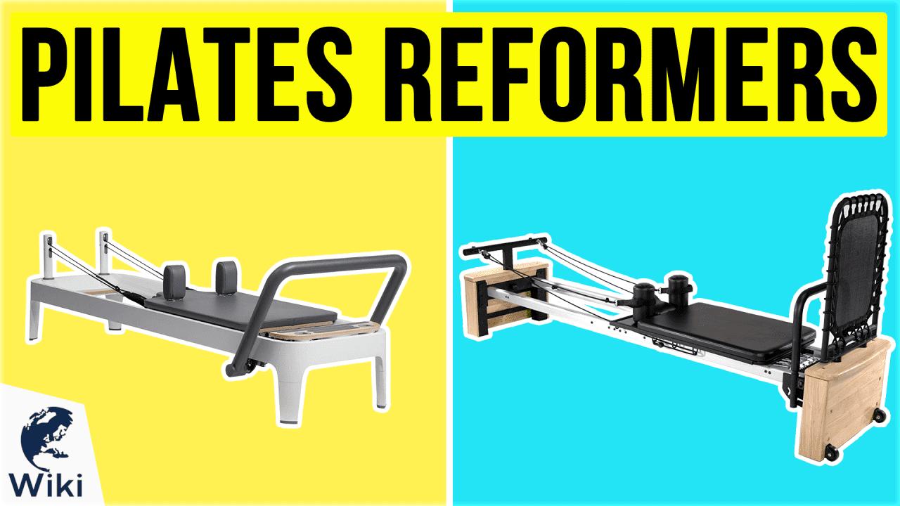 9 Best Pilates Reformers