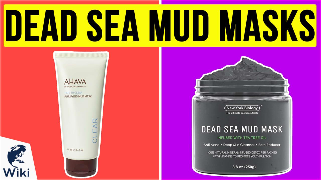 10 Best Dead Sea Mud Masks