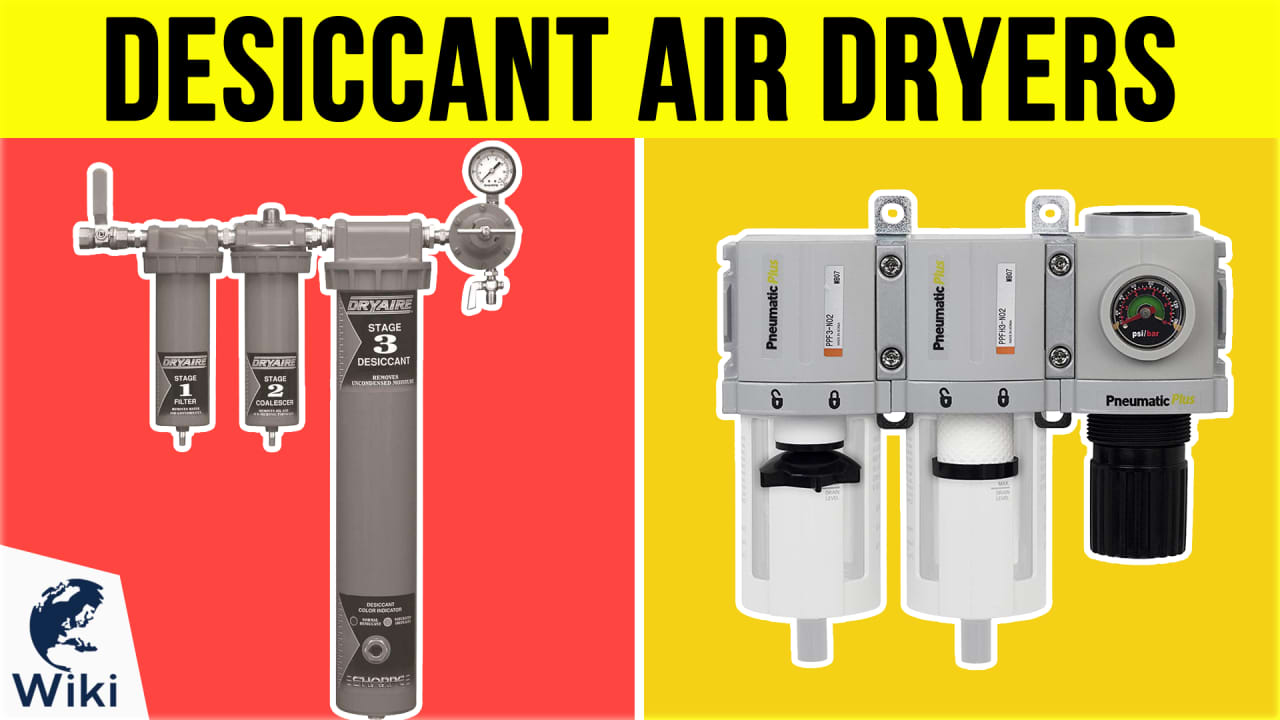 10 Best Desiccant Air Dryers
