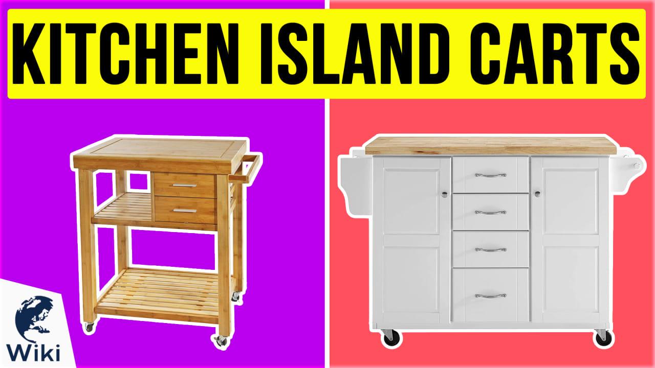10 Best Kitchen Island Carts