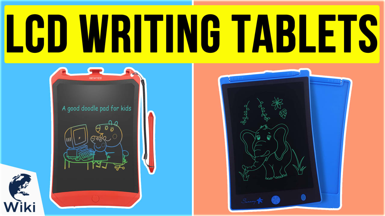 10 Best LCD Writing Tablets