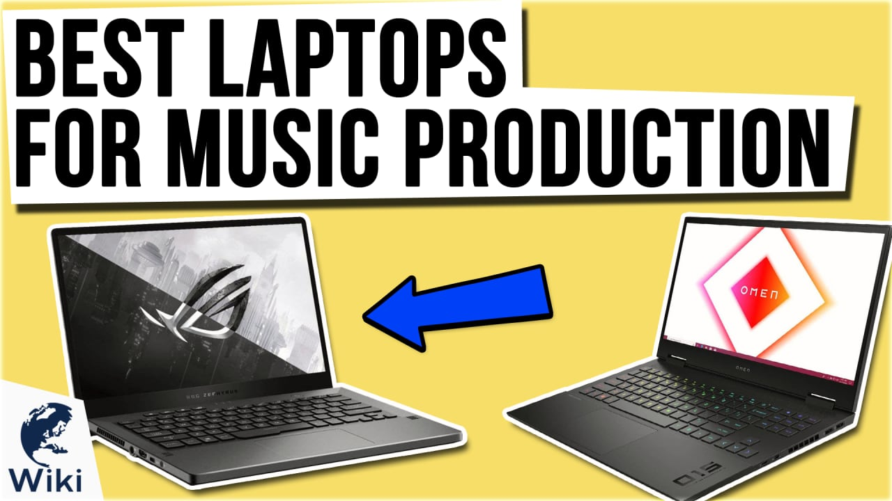 9 Best Laptops For Music Production