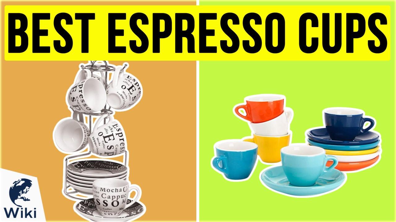 10 Best Espresso Cups