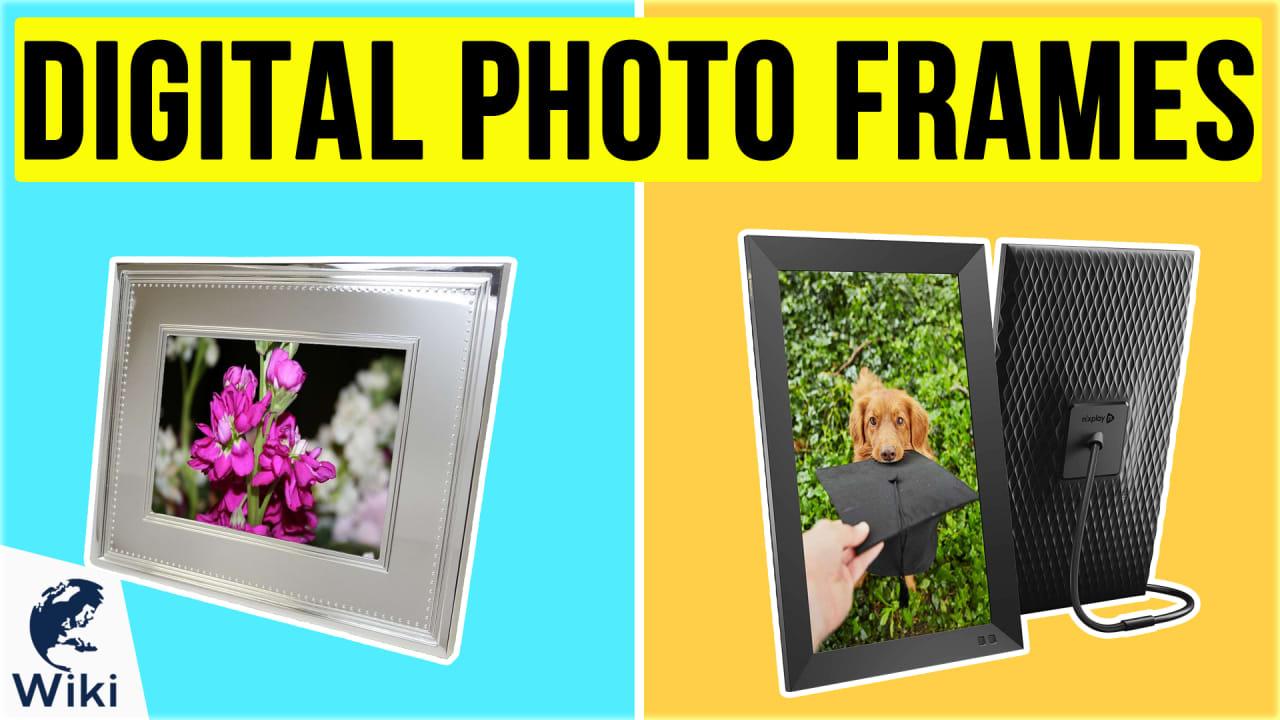 9 Best Digital Photo Frames