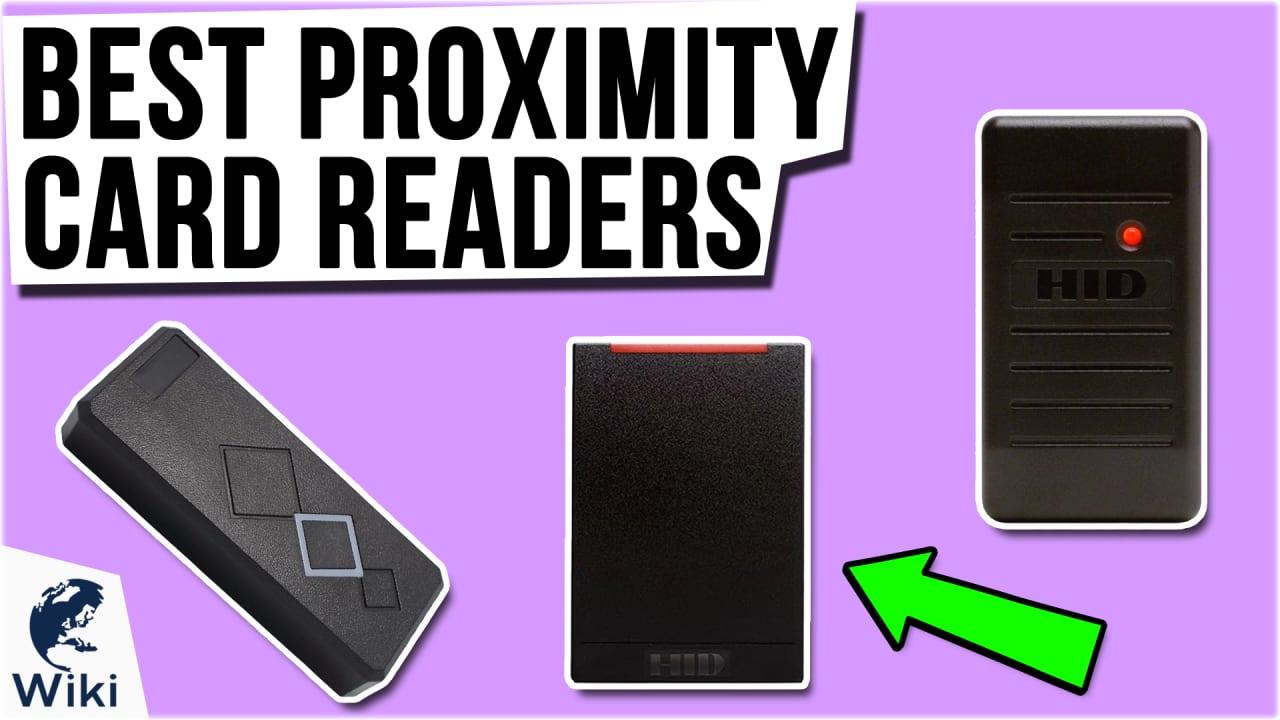 8 Best Proximity Card Readers