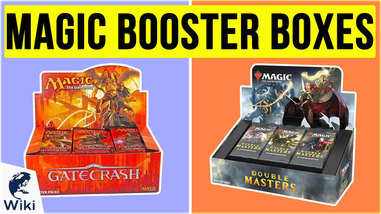 10 Best Magic Booster Boxes