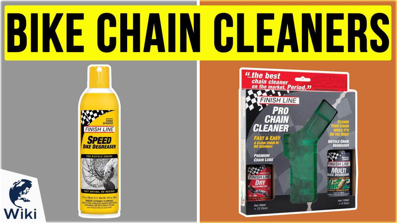 10 Best Bike Chain Cleaners